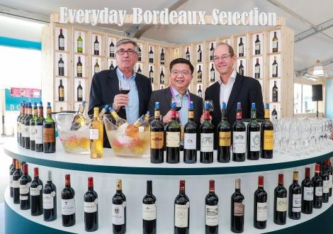 Bordeaux Tourism Press Conference