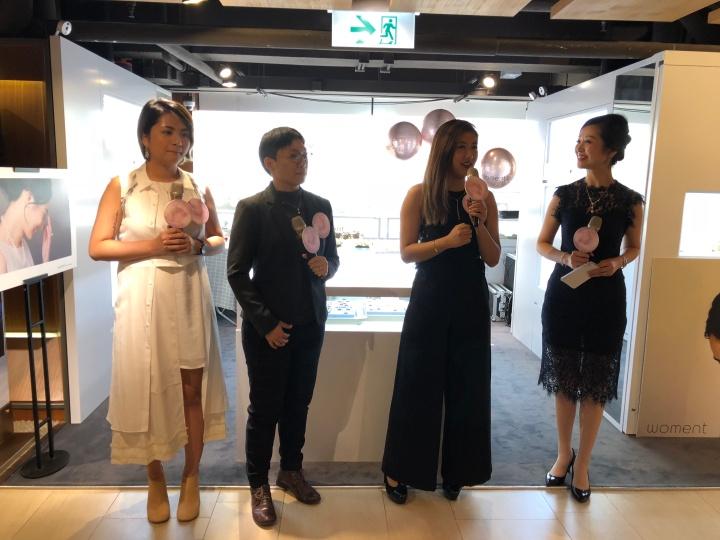 WOMENT 尖沙咀誠品生活體驗館分店開幕