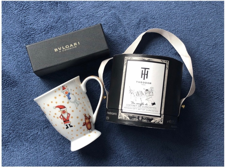 Tea and Chocolate Premium Gift Set