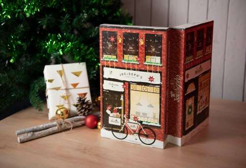 Joe & Seph's 聖誕倒數月曆 Buttermilk Fudge Advent Calendar