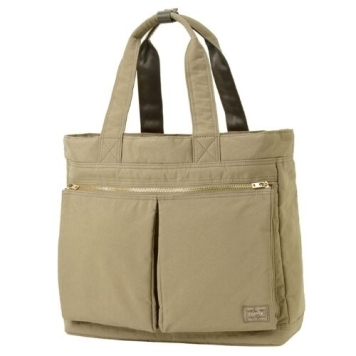 PORTER DRAFT - TOTE BAG SILVER