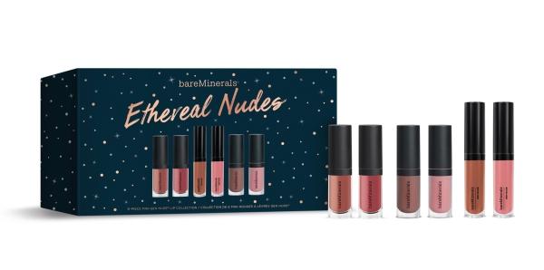 Ethereal Nudes Kit礦物唇膏組合(聖誕限量版)