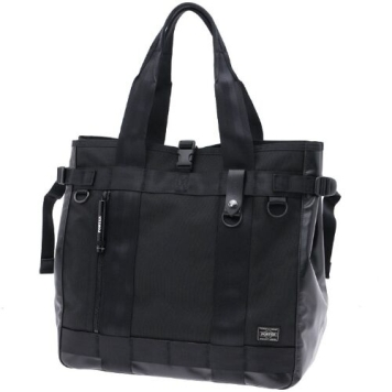PORTER HEAT - TOTE BAG