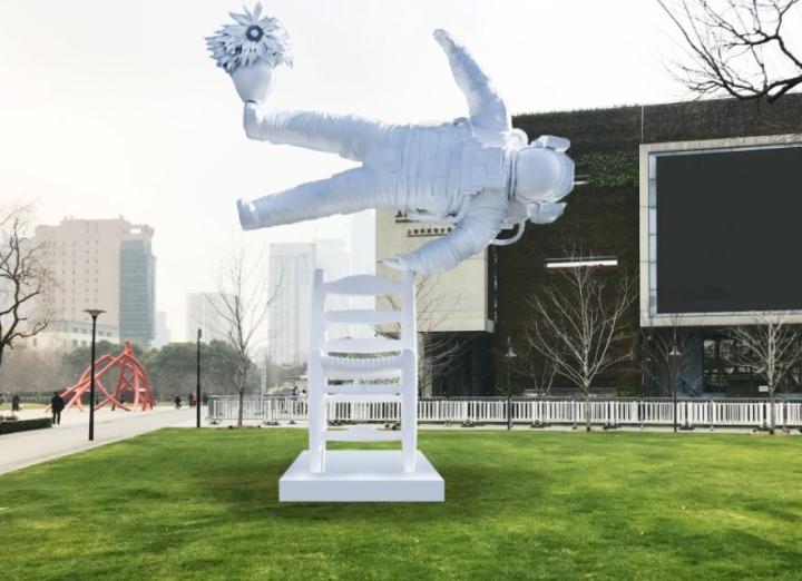 Joseph Klibansky (荷蘭) - 夢想家自畫像