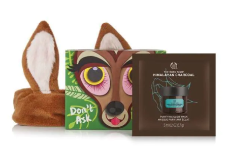 bodyshop mask set