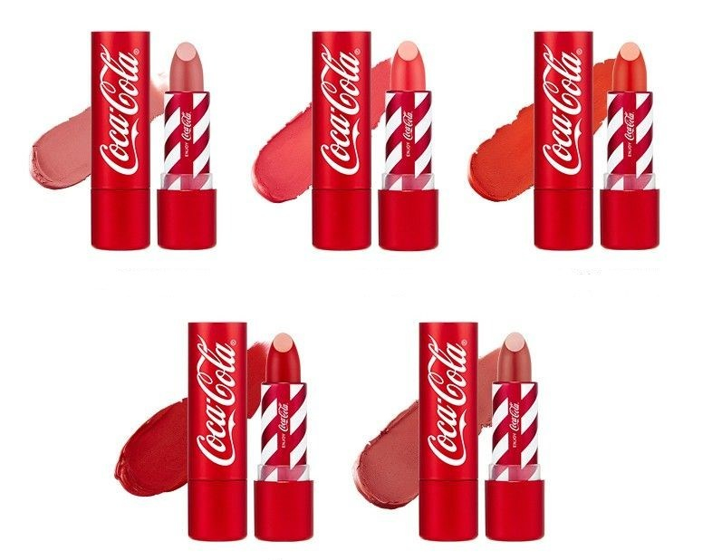 coca cola lip series 2