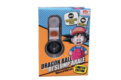 dragon ball clip lens