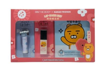 kakao-friends-lip-care-gift-set