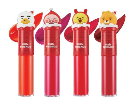 little friends lip tint