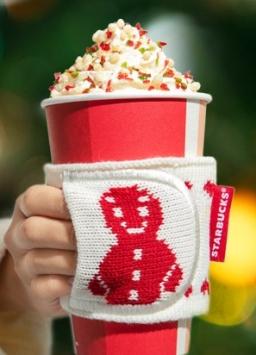 starbucks Cup sleeve