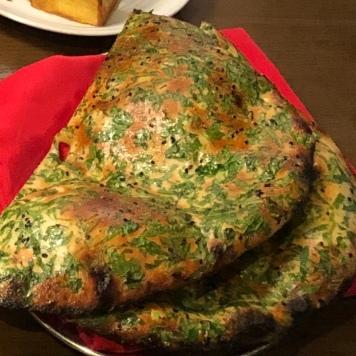 牛油印度薄餅