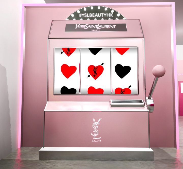 YSL I LOVE YSL POP-UP STORE EVENT RENDERING_V6