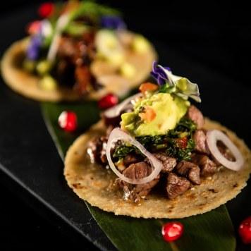 Ribeye Taco HK$50