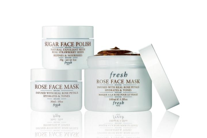 Fresh Sogo Thankful Mask Solo 皇牌面膜套裝 HK$475