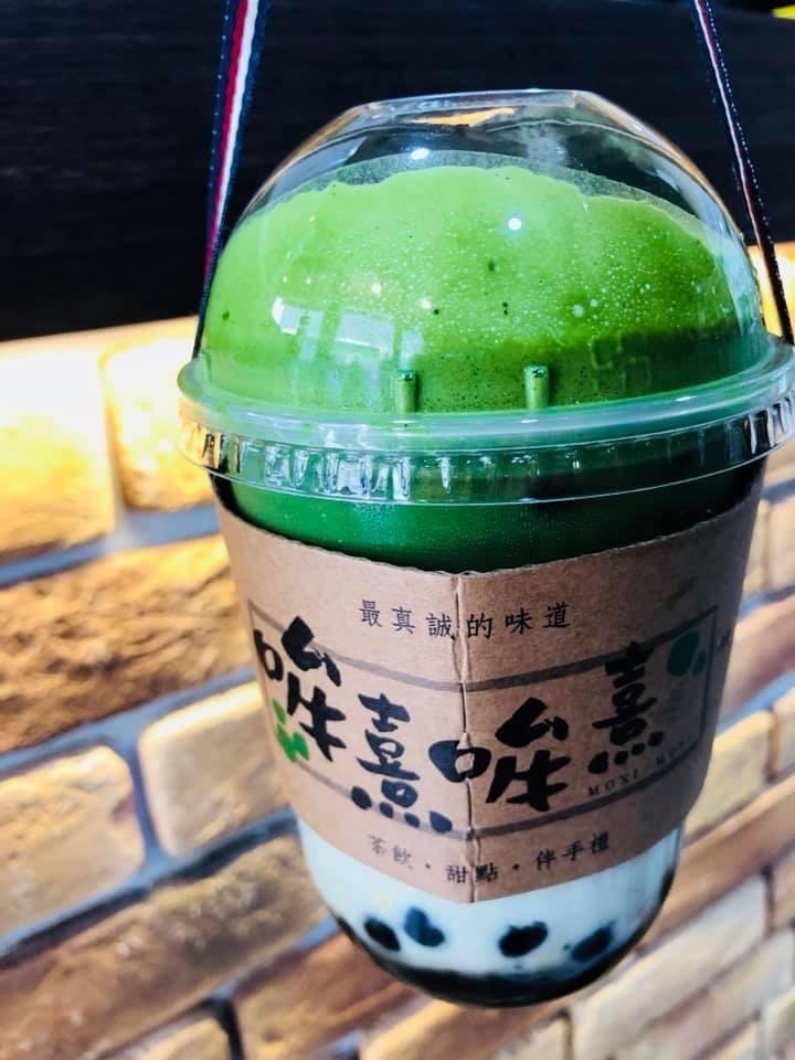 哞熹哞熹提供環保飲品紙套,好貼心!