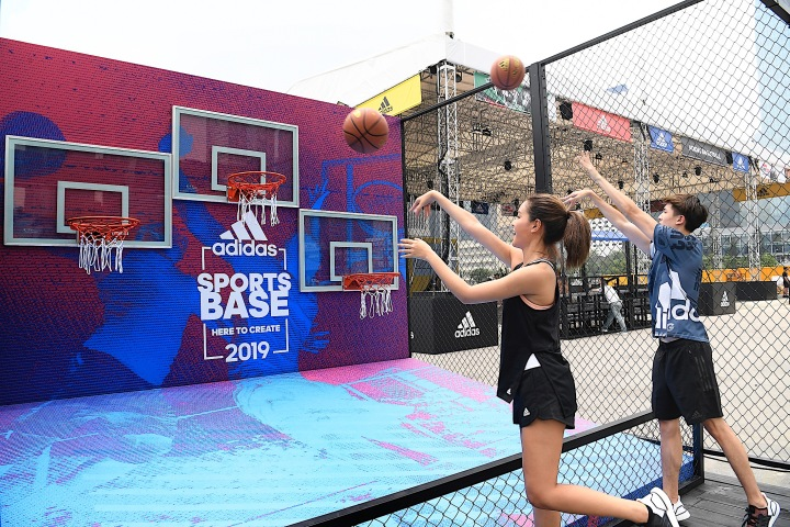 adidas_Sports Base 2019_Basketball Shooting Challenge_01