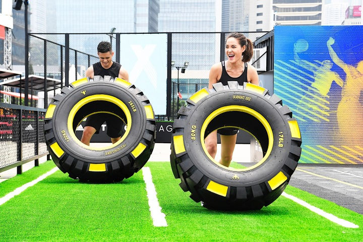 adidas_Sports Base 2019_Training and Boost Challenge_Circuit Training_01