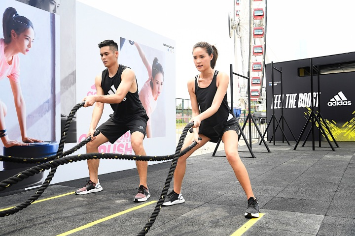 adidas_Sports Base 2019_Training and Boost Challenge_Circuit Training_04